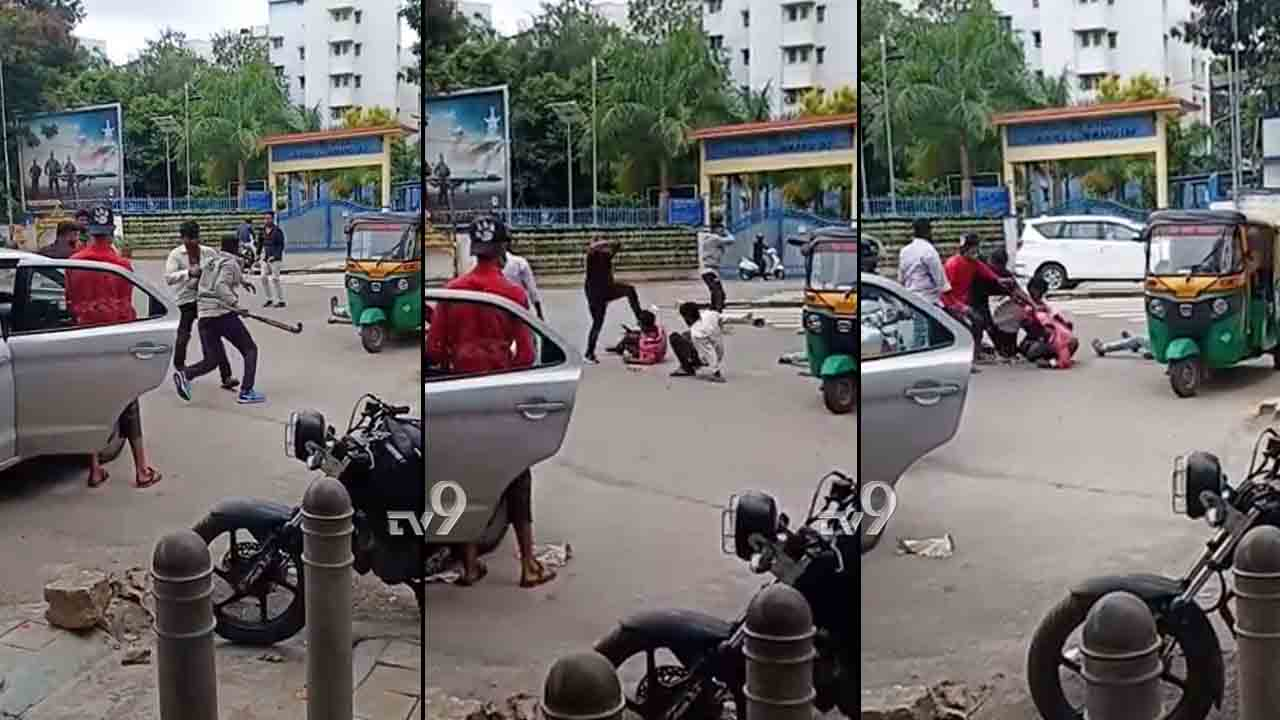 CM -DCM ನಿವಾಸದ ಬಳಿ ನಿನ್ನೆ ಸಂಜೆ ಪುಂಡರ ಮಾರಾಮಾರಿ