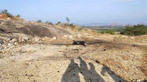 Chikkaballapura Gelatin Blast