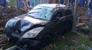 HSN CAR ACCIDENT 2
