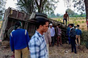 Jalgaon Road Accident