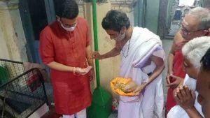 Ratha Saptami Yaduveer Krishnadatta Chamaraja Wadiyar