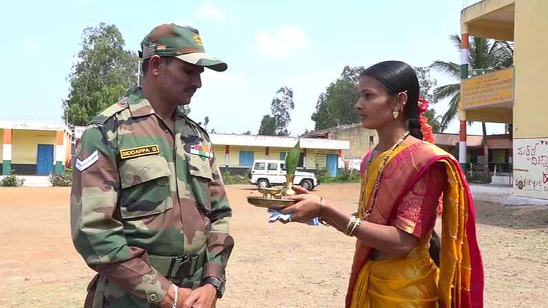 soldier dharwad