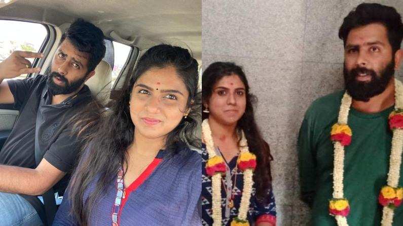 Chaithra Kotoor marriage