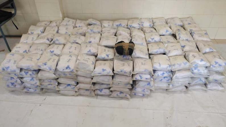 NCB officers seized worth of 300 crore heroin