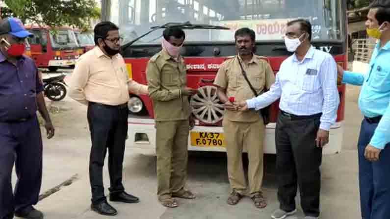Karnataka transport strike employees return