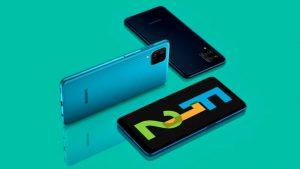 Samsung Galaxy F12 Full On Fab Samsung Smartphone