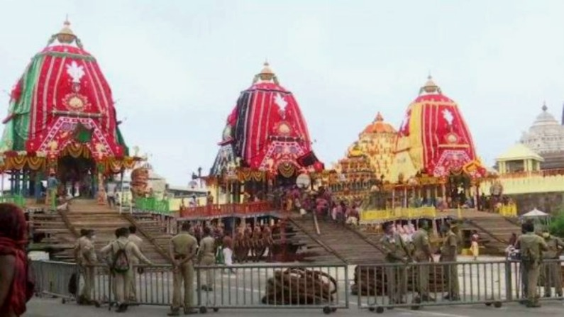 Puri Rath Yatra 2021 will be held without devotees for second year in a row due to coronavirus pandemic 1
